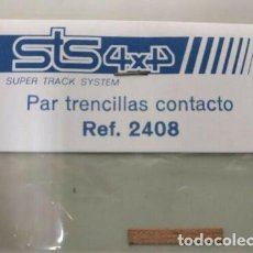 Scalextric: 5 PARES DE TRENCILLAS 2408 STS SCALEXTRIC. Lote 194240433