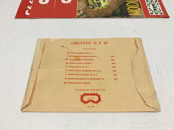 Scalextric: Lote de 11 sobres originales de Scalextric Exin. Salen a 2,5 € el sobre - Foto 3 - 194241570