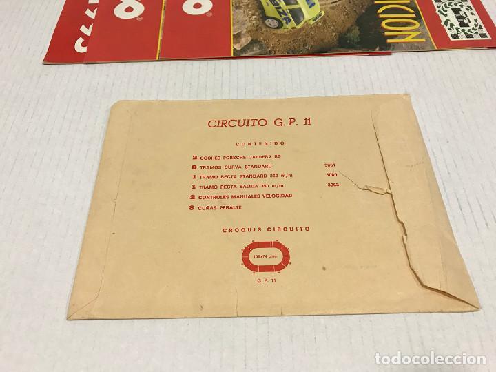 Scalextric: Lote de 11 sobres originales de Scalextric Exin. Salen a 2,5 € el sobre - Foto 13 - 194241570