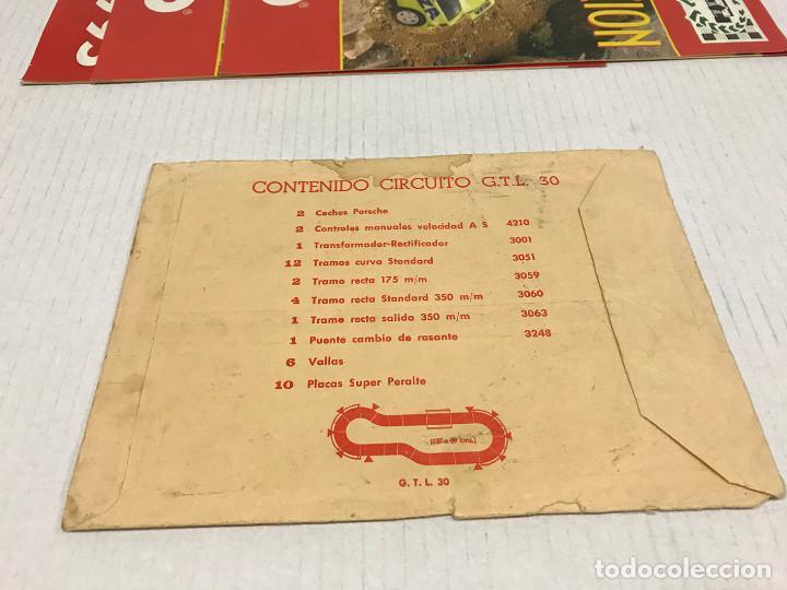 Scalextric: Lote de 11 sobres originales de Scalextric Exin. Salen a 2,5 € el sobre - Foto 17 - 194241570