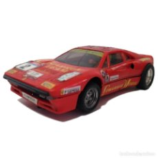 Scalextric: EXIN FERRARI GTO SCALEXTRIC SCX SLOT CAR USADO. Lote 194303441