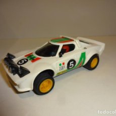 Scalextric: SCALEXTRIC. EXIN. LANCIA STRATOS BLANCO. Lote 194331632