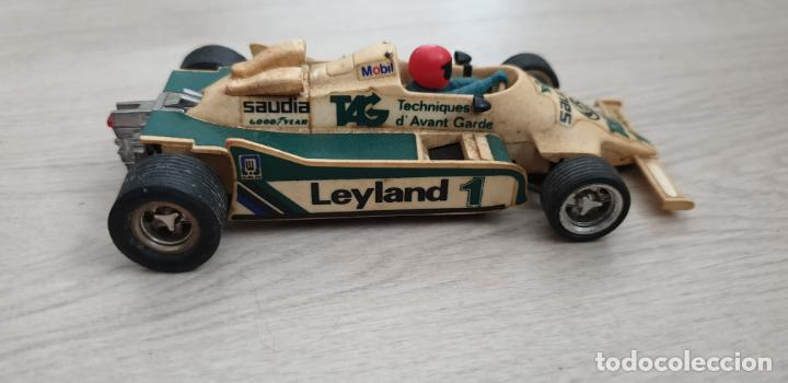 Scalextric: WILLIAMS FW07 FW-07 BLANCO ORIGINAL DE EXIN DEFECTUOSO - Foto 4 - 194343015