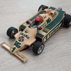Scalextric: WILLIAMS FW07 FW-07 BLANCO ORIGINAL DE EXIN DEFECTUOSO . Lote 194343015