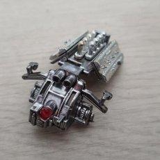 Scalextric: LIGIER JS11 JS-11 MOTOR SIMULADO ORIGINAL DE EXIN . Lote 194343447
