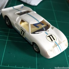 Scalextric: CALCAMONIA AL AGUA FORD GT SCALEXTRIC EXIN RARA Y EXCLUSIVA. Lote 194363885