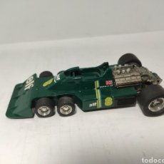 Scalextric: SCALEXTRIC TYRRELL P34 VERDE EXIN. Lote 194370365