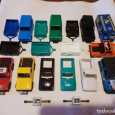 Scalextric: LOTE STS SCALEXTRIC. Lote 194381552