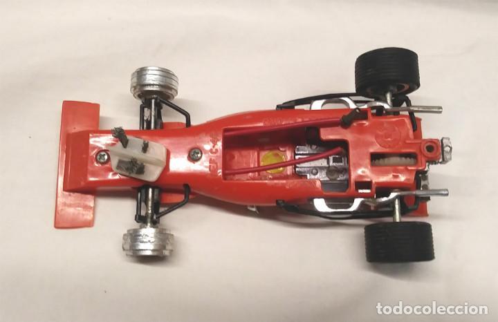 Scalextric: Tyrrell Ford Ref. C 48 rojo de Exin Scalextric años 70, con caja - Foto 5 - 194407413