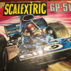 Scalextric: SCALEXTRIC GP51. Lote 194502772