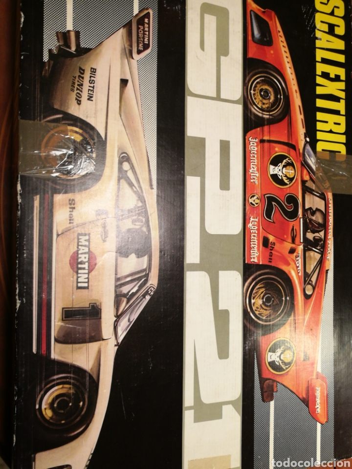 SCALEXTRIC GP21 (Juguetes - Slot Cars - Scalextric Exin)