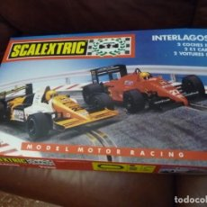 Scalextric: SCALEXTIC INTERLAGOS, SIN COCHES.. Lote 194523236