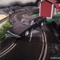 Scalextric: SCALEXTRIC DODGE CHARGER. Lote 194582317
