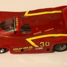 Scalextric: SCALEXTRIC EXIN SRS PORSCHE 962 MOMO. Lote 194699266