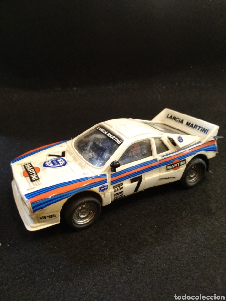 SCALEXTRIC EXIN LANCIA RALLY 037 (Juguetes - Slot Cars - Scalextric Exin)
