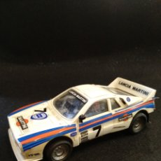 Scalextric: SCALEXTRIC EXIN LANCIA RALLY 037. Lote 194763753