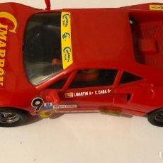 Scalextric: SCALEXTRIC EXIN FERRARI GTO CIMARRON ORIGINAL. Lote 194863720