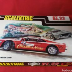 Scalextric: SCALEXTRIC GT.22. Lote 194868863