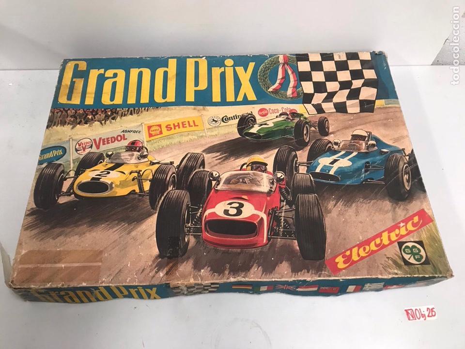Scalextric: Antiguo Grand Prix escalextric - Foto 2 - 194878218