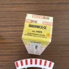 Scalextric: CAJA SCALEXTRIC EEF 4405 BORDE EXTERIOR. Lote 194914105