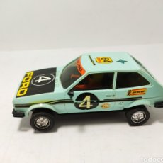 Scalextric: SCALEXTRIC FORD FIESTA EXIN REF. 4057. Lote 195141857