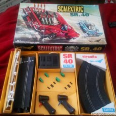 Scalextric: SCALEXTRIC SR 40. Lote 195172706