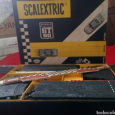 Scalextric: SCALEXTRIC GT 60. Lote 195196630