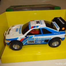 Scalextric: SCALEXTRIC. PEUGEOT 405 PIONEER. REF. 6419. Lote 195326997