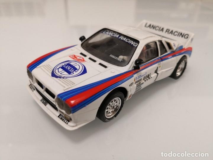 LANCIA 037 MARTINI ALTAYA PLANETA SCALEXTRIC (Juguetes - Slot Cars - Scalextric Exin)