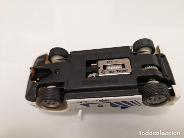 Scalextric: FORD RS200 RS 200 EFECTO BARRO SCALEXTRIC COLECCION ALTAYA PLANETA - Foto 4 - 195389462