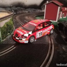 Scalextric: SCALEXTRIC SEAT LEON. Lote 195399436
