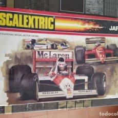 Scalextric: CIRCUIRO SCALEXTRIC JARAMA REF 8001. Lote 195413888