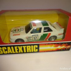 Scalextric: SCALEXTRIC. EXIN. BMW M3 CASTROL. CON LUZ. REF. 8347. Lote 195420213