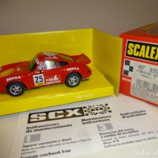 Scalextric: SCALEXTRIC. EXIN. PORSCHE 911 SHELL. REF. 8359. Lote 195421006