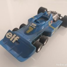 Scalextric: TYRRELL P34 P-34 AZUL EXIN SCALEXTRIC. Lote 195434667