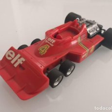 Scalextric: TYRRELL P34 P-34 ROJO EXIN SCALEXTRIC. Lote 195434698