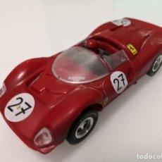 Scalextric: FERRARI GT 330 ALTAYA PLANETA SCALEXTRIC. Lote 195482540