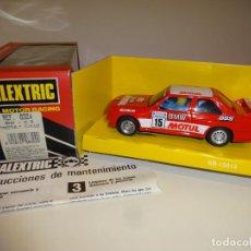 Scalextric: SCALEXTRIC. BMW M3 MOTUL. CON LUCES. REF. 8324. Lote 195488248