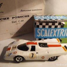 Scalextric: PORSCHE 917 BLANCO DE SCALEXTRIC/EXIN. Lote 195495958