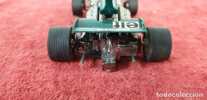 Scalextric: COCHE SCALEXTRIC. TYRRELL FORD. REF C-48. COLOR VERDE. 1973. - Foto 6 - 196148092