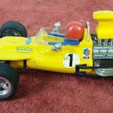 Scalextric: COCHE SCALEXTRIC. TYRRELL FORD. REF C-48. COLOR AMARILLO. 1973.. Lote 196148652