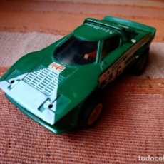 Scalextric: LANCIA STRATOS SCALEXTRIC, VERDE REFERENCIA 4055.. Lote 196647166