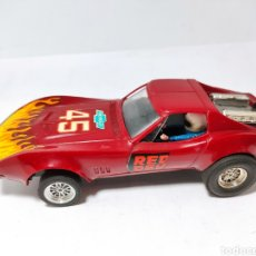 Scalextric: SCALEXTRIC CHEVROLET CORVETTE DRAGSTER EXIN. Lote 197596096
