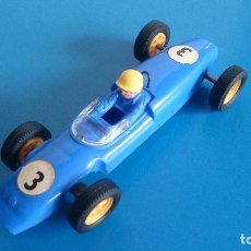 Scalextric: LOTUS MM/C67 FORMULA JUNIOR SCALEXTRIC TRI-ANG UK. Lote 197771535