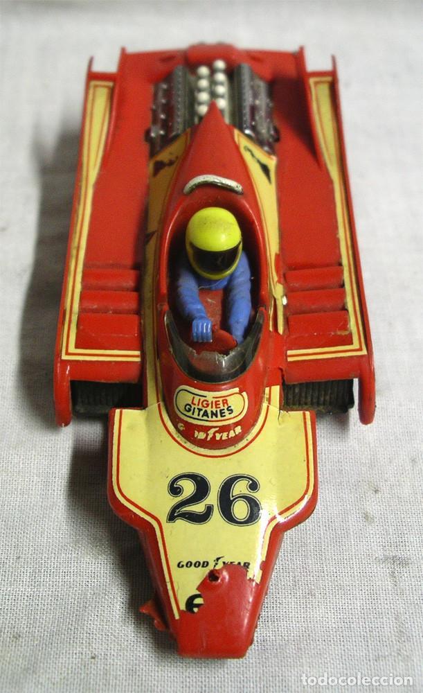 Scalextric: Carroceria y chasis Ligier JS11 de Exin, Ref. 4060 - Foto 2 - 197887538