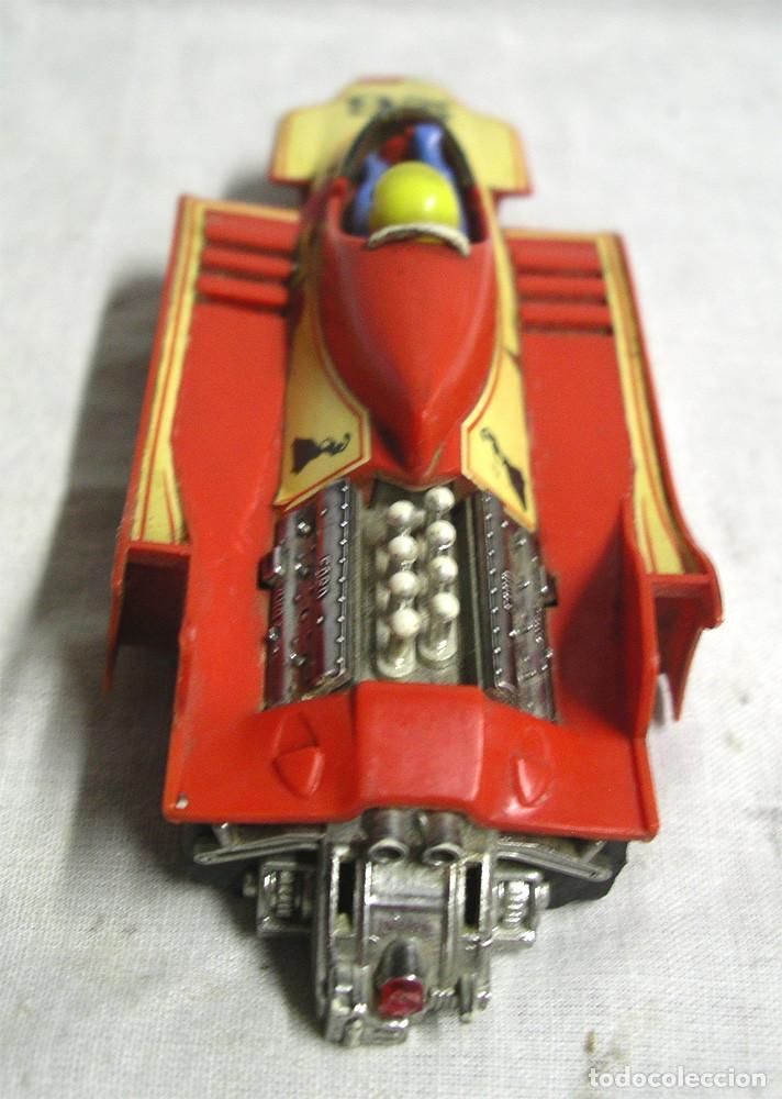 Scalextric: Carroceria y chasis Ligier JS11 de Exin, Ref. 4060 - Foto 4 - 197887538