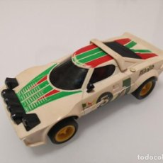 Scalextric: SCALEXTRIC. EXIN. LANCIA STRATOS BLANCO 1º SERIE. REF. 4055. Lote 198090488