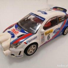 Scalextric: FORD FOCUS WRC RALLYE MONTECARLO 2000 REF 60580 SCX. Lote 240630965