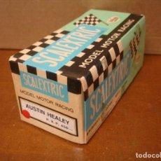Scalextric: SCALEXTRIC CAJA VACIA AUSTIN HEALEY. Lote 198477855