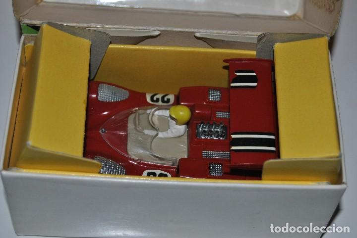 CHAPARRAL GT C-40 MADE IN SPAIN EN SU CAJA ORIGINAL (Juguetes - Slot Cars - Scalextric Exin)